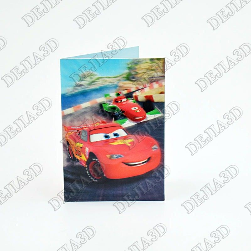 3D Lenticular Greeting Cards