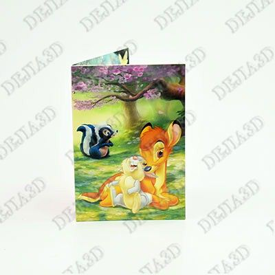 3D Lenticular Greeting Card